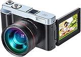 Video Camera Camcorder, DIWUER WiFi Digital Camera Recorder, 24.0MP Full HD 1080P Flip Screen...