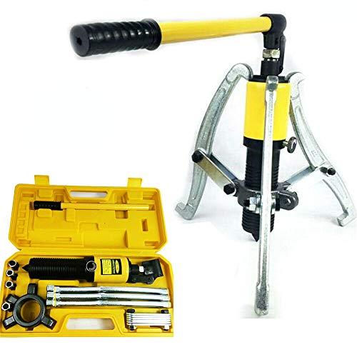 15T Hydraulisch abzieher werkzeug Hydraulik Radnabenabzieher Ausdrücker Set Lagerabzieher Puller Garagen Werkzeugsatz Kit