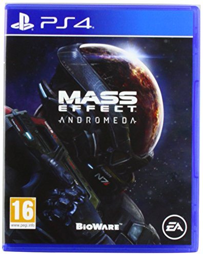 Mass Effect, Andromeda PS4