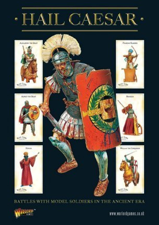 descuento online Hail Hail Hail Caesar Rulebook by WLG  autentico en linea