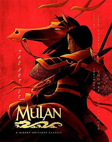 The Art of Mulan: A Disney Editi...