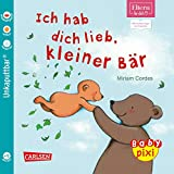 ELTERN-Vorlesebücher: Ich hab dich lieb, kleiner Bär: Mit Vorlese-Tipps von Experten