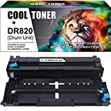 Cool Toner Compatible Drum Unit Replacement for Brother DR820 DR-820 DR 820 use for Brother HL-L6200DW MFC-L5900DW MFC-L5850DW MFC-L8900CDW MFC-L6700DW MFC-L5800DW HLL6200DW Printer (Black, 1-Pack)