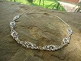 Zoom IMG-1 collare di ornamenti catena delicata