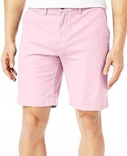Tommy Hilfiger Mens Flat Front Khakis Chinos Shorts