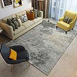 alfombra salon pelo corto antideslizante