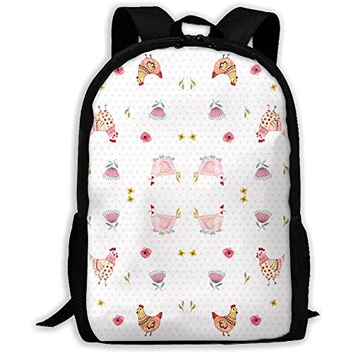 Lässiger Rucksack,Tagesrucksack für Erwachsene/Kinder,Leichter Laptop-Rucksack,Schulrucksack Ig 1 Swatch Fabric Verstellbarer College-Rucksack für Männer,Frauen,Oxford-Rucksack