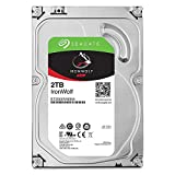 "Seagate IronWolf 3.5"" 2TB 内蔵HDD(CMR) 3年保証 6Gb/s 64MB 5900rpm 24時間稼動 PC NAS向け ST2000VN004"