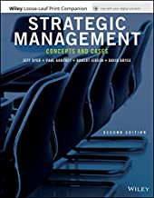 Best strategic management concepts and cases Reviews