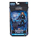 Marvel Legends Series Fantastic Four 15 cm große Marvel's Invisible Woman Action-Figur, 1...