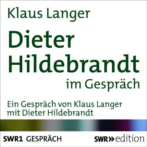 Dieter Hildebrandt im Gespräch Titelbild