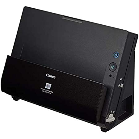Canon ドキュメントスキャナー imageFORMULA DR-C225W II(両面読取/Wi-Fi対応/ADF30枚)