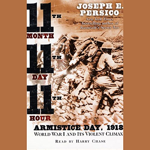 Eleventh Month, Eleventh Day, Eleventh Hour audiobook cover art