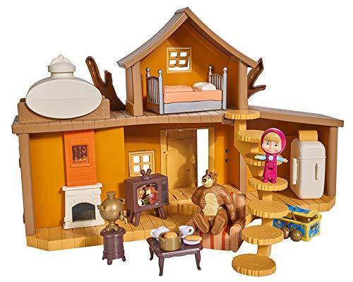 Simba - Masha et Michka - Maison de Michka 2...