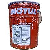 MOTUL(モチュール)H-TECH 100 PLUS(H-テック 100プラス) 5W30 エンジンオイル 100%化学合成 20L [正規品]11192150