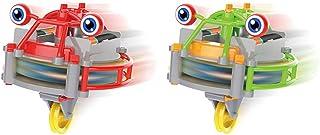 LICHENGTAI Tumlare skottkärra leksak, snurrande topp bil elektrisk balansleksak, tumlare skottkärra elektrisk balansleksa...