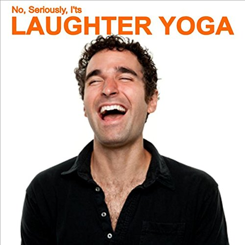 Laughter Yoga audiobook cover art