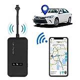 Likorlove Traqueur GPS Voiture, Traceur Localiser, Moto, Véhicule, Camion, Vélo - Longue Durée en Temps réel GPS/GPRS/GSM Tracker Anti Perte Antivol Anti-Perdu avec APP pour iOS et Android
