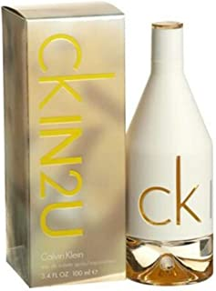 C.K. IN2U HER edt vapo 100 ml