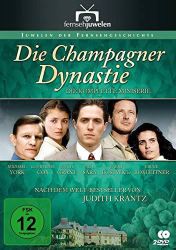 Die Champagner Dynastie - Die komplette Miniserie [2 DVDs]