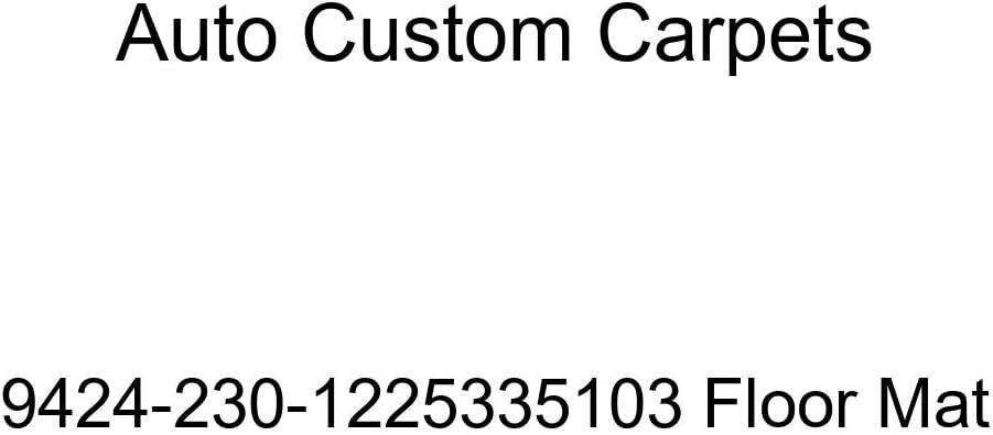 Max 41% OFF Auto Custom Carpets 9424-230-1225335103 Floor Japan Maker New Mat