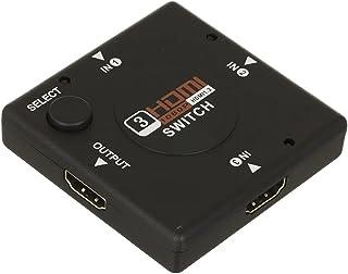 Switch HUB HDMI 3 Portas e 1 Saida