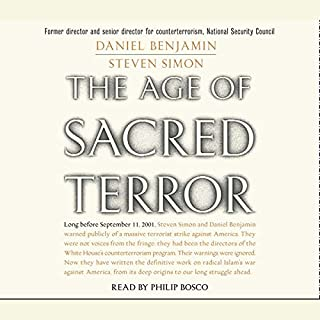 The Age of Sacred Terror cover art