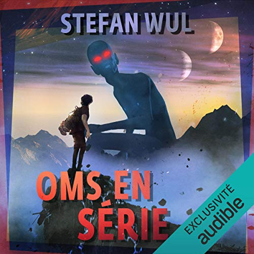 Oms en série audiobook cover art
