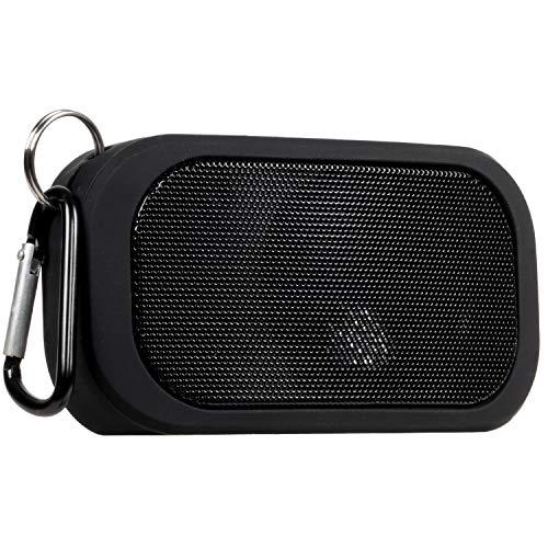 Vivitar Waterproof Bluetooth Speaker - (Black) (VM60013BT-BLK-CVS)