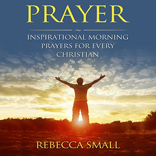 Prayer audiobook cover art