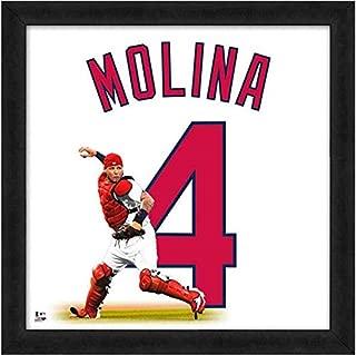 Yadier Molina St. Louis Cardinals MLB Uniframe Photo (Size: 20