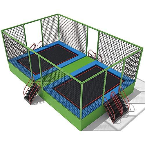Trampoline Kids Indoor Trampoline CE Certicated Indoor Commercial Trampoline Park