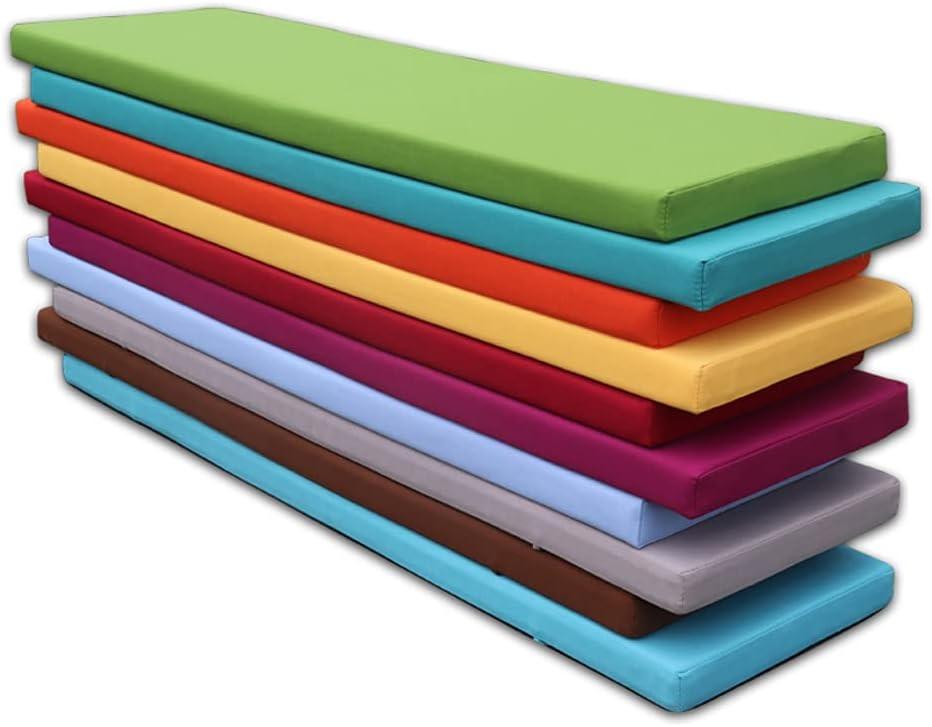 Outdoor Patio Bench Settee Cushion Cover Slip Garden 5 ☆ very popular online shopping Waterproof