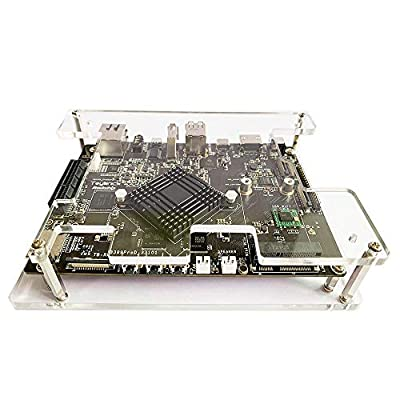 Toybrick RK3399Pro AI Development Kit for Artificial Intelligence Acceleration Deep Learning, Support TensorFlow Caffe up to 3.0TOPs, Android and Linux