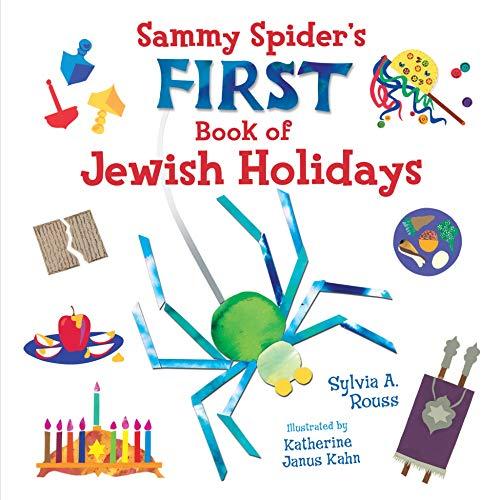 Sammy Spider's First Book of Jewish Holidays (Very First Board Books)