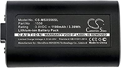 1100mAh Replacement Battery for Microsoft One XBOXONE, Xbox One Wireless Controller