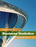 Introduction to Business Statistics (Available Titles CengageNOW)