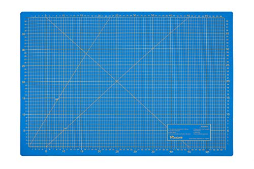 Victor - Tappetino da Taglio autorigenerante, A2 45 x 60 cm, in Diversi Colori