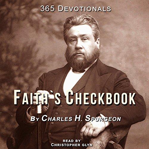 365 Devotional: Faith's Checkbook audiobook cover art