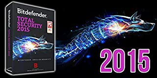 Bitdefender Total Security 2015 - 3 PC, 1 year [Download]