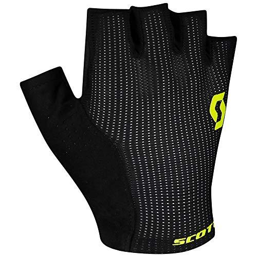 Scott Essential Gel 2021 - Guantes cortos para bicicleta (talla XL), color negro