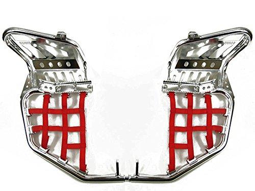 Verzendbaar reserveonderdeel voor/compatibel met Yamaha YFZ 350 Banshee rood