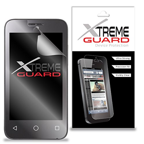 Premium XtremeGuard Screen Protector Cover for Alcatel OneTouch Pixi Pulsar A460g (Ultra Clear)