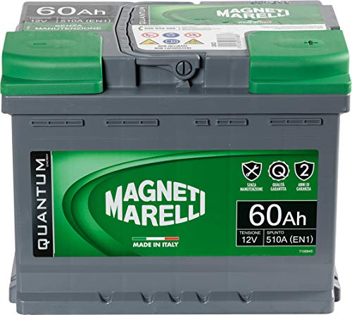 Magneti Marelli L2 Batteria Auto 60AH 450A 12V