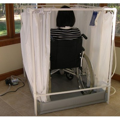 Buy Discount Wheelchair Accessible Portable Shower Stall Standard Model