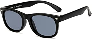 Kids Unbreakable Polarized Classic Retro Sunglasses for...