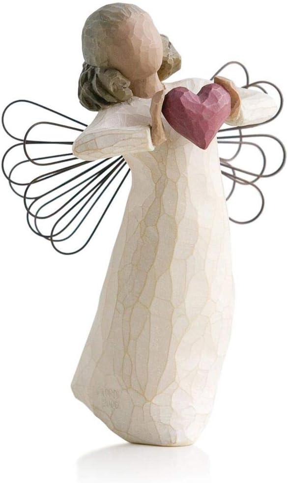 Ashrasha Angel Fort Worth Mall With Love Figurine Tampa Mall Heart