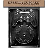 Dress My Cupcake Video Game Kit Chocolate Mold - M216 - Includes Melting & Chocolate Molding...