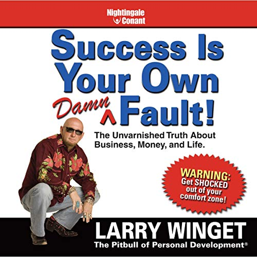 Success Is Your Own Damn Fault cover art