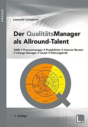 Der QualitätsManager als Allround-Talent QMB - Prozessmanager - Projektleiter - Change Manager - Interner Berater - Coach - Führungskraft